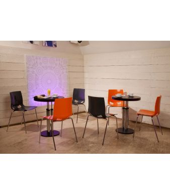 FONDO Orange Anthracite BISTRO TOP50 MANG Fi600