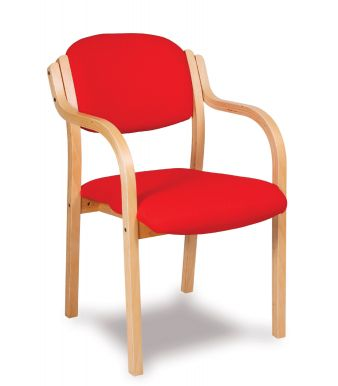 Visitor Chair - Arms