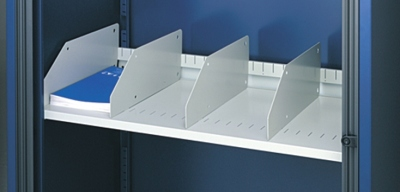 Fitments Slotted Shelf