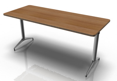 Chestnut Silver Table