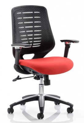 Sprint Red Black - Adjustable Arms2