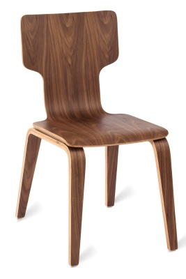 331495 Montreux Side Chair Am Walnut