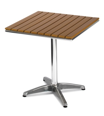 343031 Monaco Square Table No Wood-light