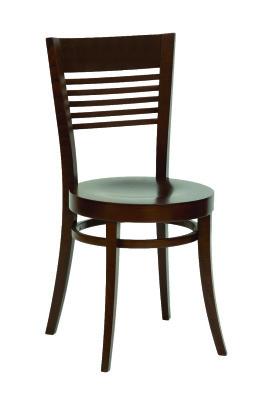 Rose Sidechair Veneer Seat