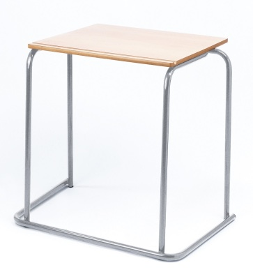 STACKING EXAM DESK