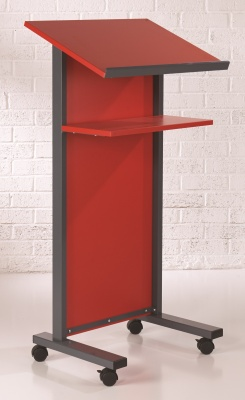 PF LECTERN RED