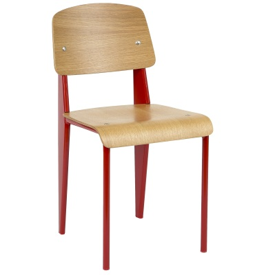 Vector-side-chair,-natural-&-red--(front)-compressor