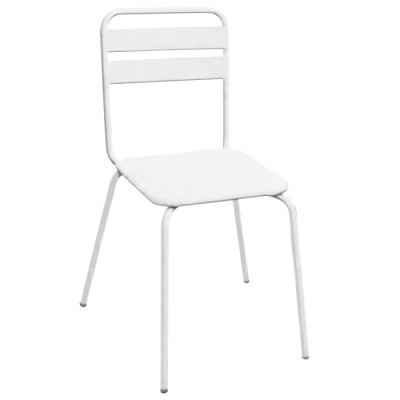 PARK SIDE CHAIR (white)