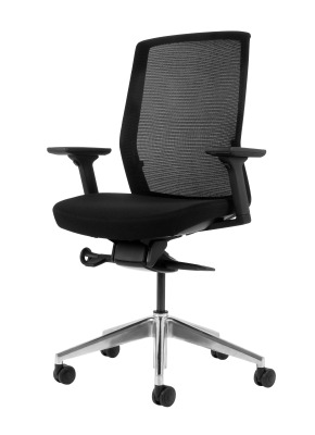 Bestuhl - J1 Black Mesh Task Chair