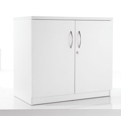 Low White Cupboard