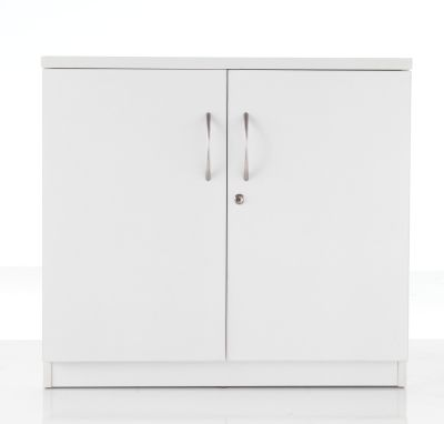 White Office Cupboard