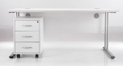 Desk And Under Desk Drawers Package