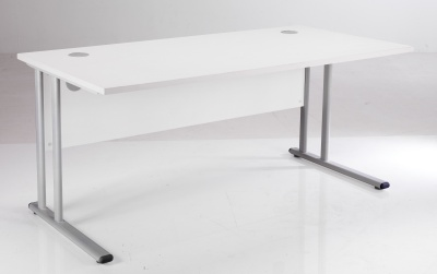 Cheap White Desk