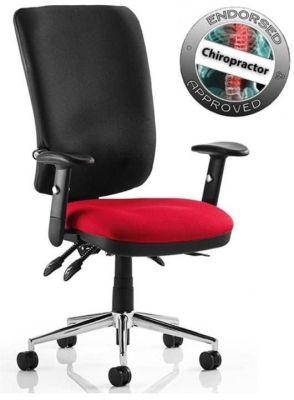 High Back Ergonomic Chair