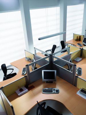 Corner Desk With Straight Panel Sides (2)