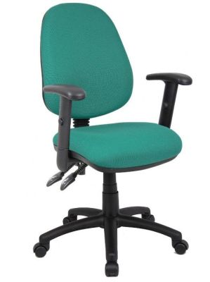 Green Cheap Office Operator Chair