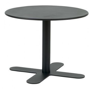 OXO All Metal Outdoor Coffee Table Black
