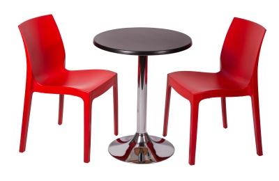 Red Cafe Set