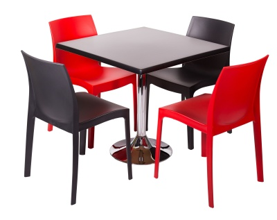 Square Table Dining Set