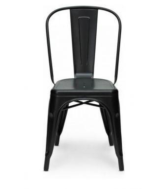 Xavier V2 Side Chair In-black