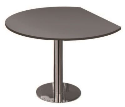 Artoline Conference Desk End In Anthracite