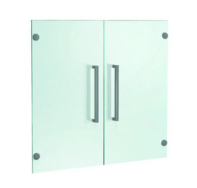 Zed Style Glass Cupboard Doors