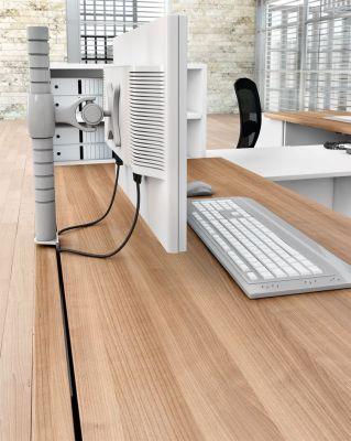 Santiago Cherry Desk Top