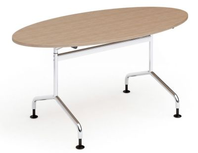 Tamar Flip Top Oval Table