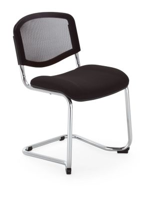 Stakka Cantilever Mesh Conference Chair