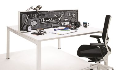 Scriba Chalkboard Desk Screen 1