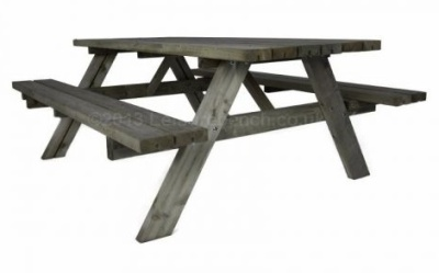 Greatworth Eight Seat Picnic Table