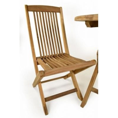 Westlea Outdoor Folding Teak Chair