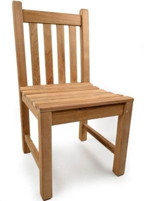 Dover Outdoor Teak Dining Chair