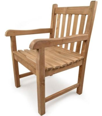 Dover Outdoor Teak Armchair