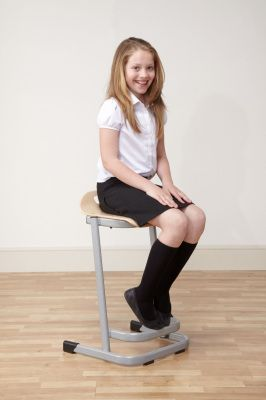 35 Series High Stools With A Student