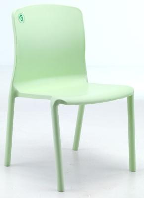 Titan Plus Lime Green Hospital Poly Chair