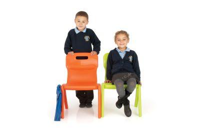 Titan Plus Anti Microbial Classroom Chair