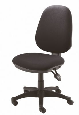 Nova Operator Chair Black Fabric