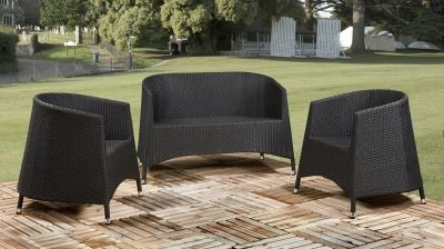 Susie Outdoor Weave Tub Chair And Sofa Set