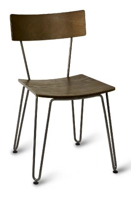 Jemster Industrial Cafe Chair