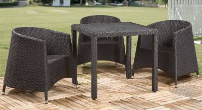 Susie Tub Chair Outdoor Dining Ser 2