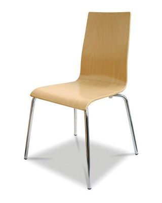 Skipton Cafe Chair Natural Finish