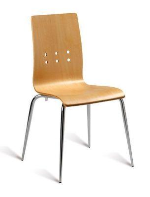 Binini Plywood Cafe Chair