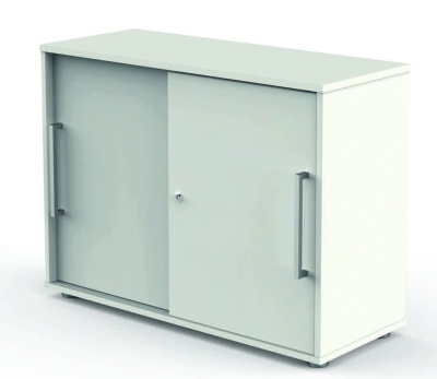 Remo Low Cabinet With Sliding Door