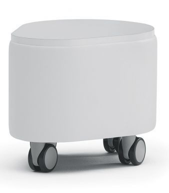 Mobile Petal Low Stool