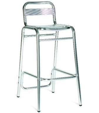 Pandora Outdoor Aluminioum High Stool