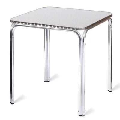 Rendell Outdoor Square Aluminium Table