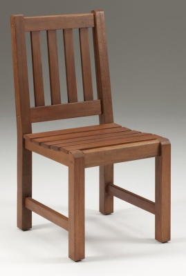Tiverton Outdoor Hardwood Side Chair