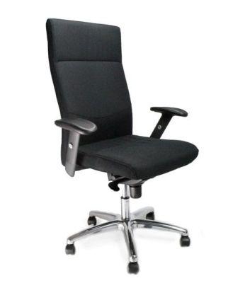 Black High Back Ergonomic Chair