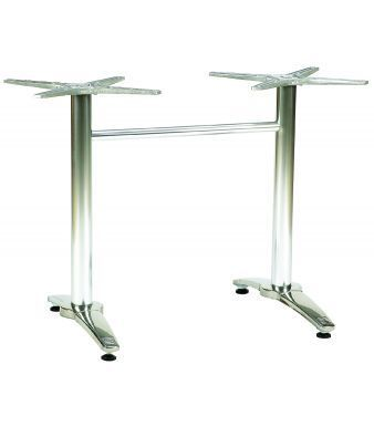 Vegas V2 Rectangular Aluminium Table Base